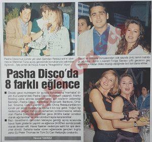 Pasha Disco