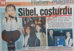 Sibel Alaş - Eski Fotoğraflar