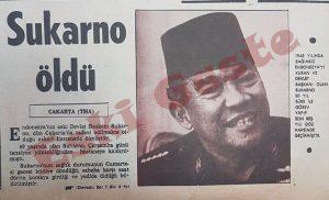 Sukarno Endonezya
