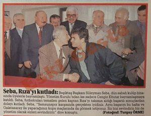 Süleyman Seba - Eski Fotoğraflar