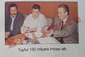 Tayfur Havutçu - Eski Fotoğraflar