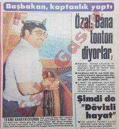 Turgut Özal: Bana tonton diyorlar