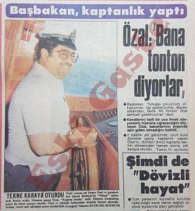 Turgut Özal - Eski Fotoğraflar