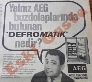 AEG Defromatik