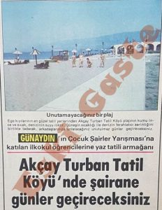 Akçay Turban Tatil Köyü