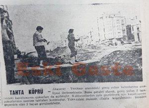 Aksaray Yenikapı - Eski Fotoğraflar