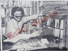 Müzik profesörü Arif Sağ