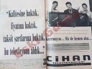 Cihan Televizyon Reklamı