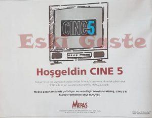 CINE 5 - 1995