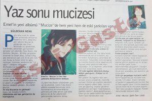 Emel Müftüoğlu Mucize