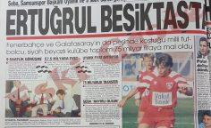 Ertuğrul Sağlam'ın Beşiktaş'a transferi