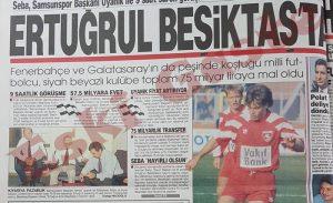 Ertuğrul Sağlam Beşiktaş'a transferi