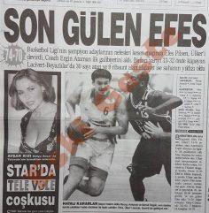 Son gülen Efes Pilsen! Ergin Ataman'ın ilk galibiyeti
