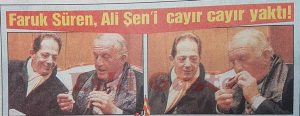 Faruk Süren Ali Şen