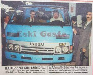 ISUZU Türkiye