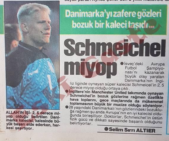 Peter Schmeichel miyop