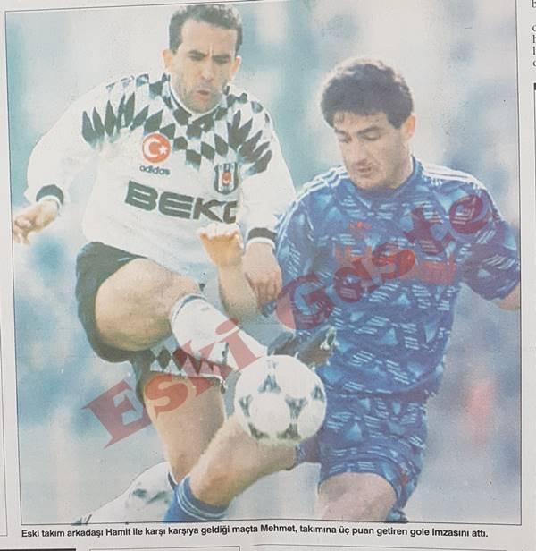 Şifo Mehmet ve eski takım arkadaşı Adana Demirsporlu Hamit