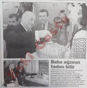 Süleyman Demirel Eski Fotoğraflar