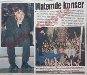 1994 Tarkan Konseri