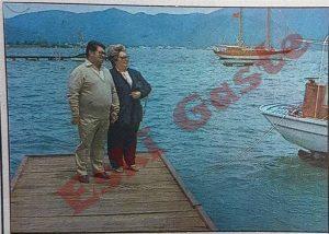Turgut Özal - Marmaris - Eski Fotoğraflar