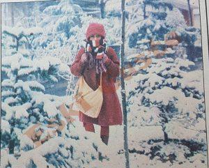 1983 Kışı İstanbul