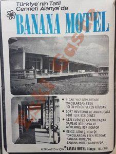 Banana Motel Alanya