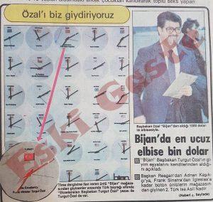 Bijan - Turgut Özal