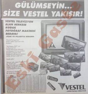 Eski Reklamlar 1993