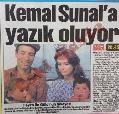 Kemal Sunal'a yazık oluyor