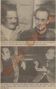 Mehmet Ali Aybar ve Nazım Hikmet