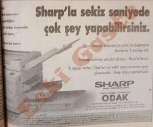 Sharp Fotokopi Makinesi