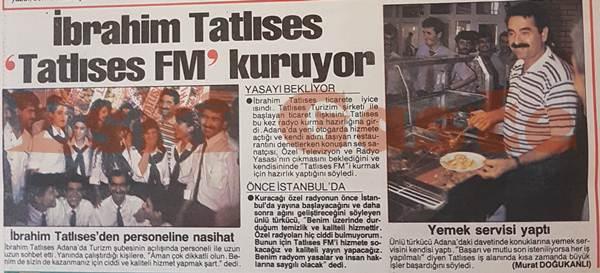 "İbrahim Tatlıses ""Tatlıses FM"" kuruyor"