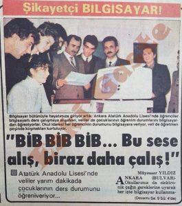 Bulvar Gazetesi Fotoğraf Arşivi