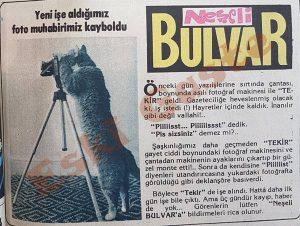 Bulvar Gazetesi Fotoları