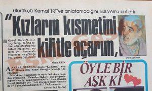 Bulvar Gazetesi Manşetleri