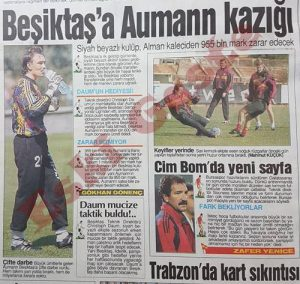 Aumann Beşiktaş