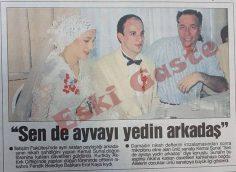 Kemal Sunal üniversite arkadaşının nikah şahidi