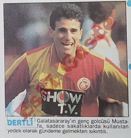 Mustafa Kocabey: Ben stepne değilim