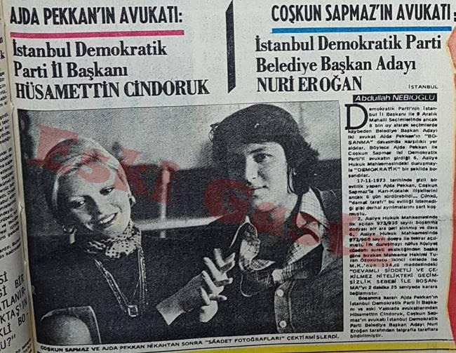 """Ajda Pekkan ile Coşkun Sapmaz """"demokratik"""" bir şekilde boşandılar"""