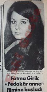 Fatma Girik - Fedakar Anne