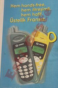Sagem Cep Telefonu