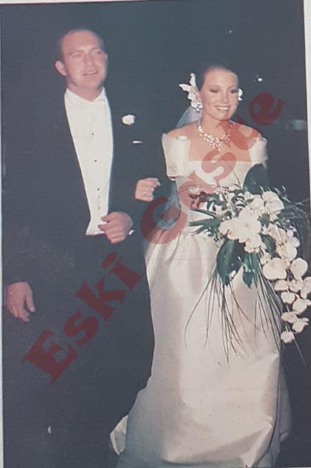 Mustafa Koç ve Caroline Giraud'a muhteşem düğün