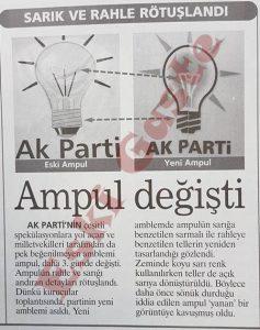 AK Parti Logosu