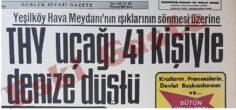 Ocak 1975 THY Marmara Denizi kazası