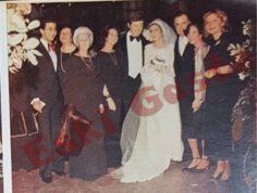 Aylin Tüzmen ve Fuat Tahir evlendi
