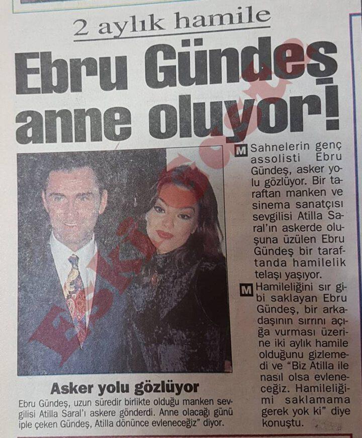 Ebru Gündeş Haberleri  / Eski Magazin Haberlerinden Derleme