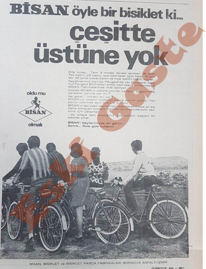 Bisan Öyle Bir Bisiklet ki Çeşitte Üstüne Yok