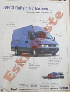 2003 Iveco Daily Reklamı
