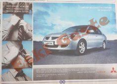 2003 Mitsubishi Lancer Reklamı
