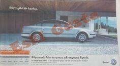 2003 Passat Reklamı